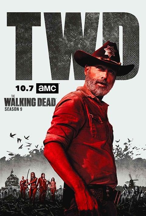ดูหนังออนไลน์ฟรี The Walking Dead Season 9 (2019) เดอะวอล์กกิงเดด ฤดูกาลที่ 9