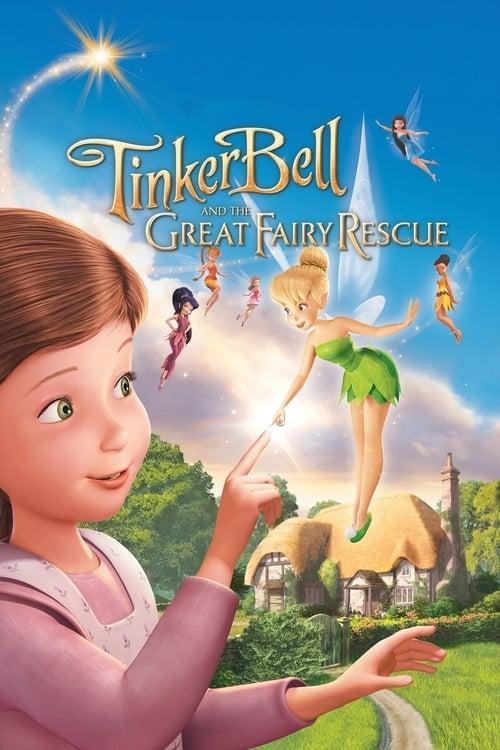 ดูหนังออนไลน์ Tinker Bell 3 and the Great Fairy Rescue (2010) ทิงเกอร์เบลล์ ผจญภัยแดนมนุษย์
