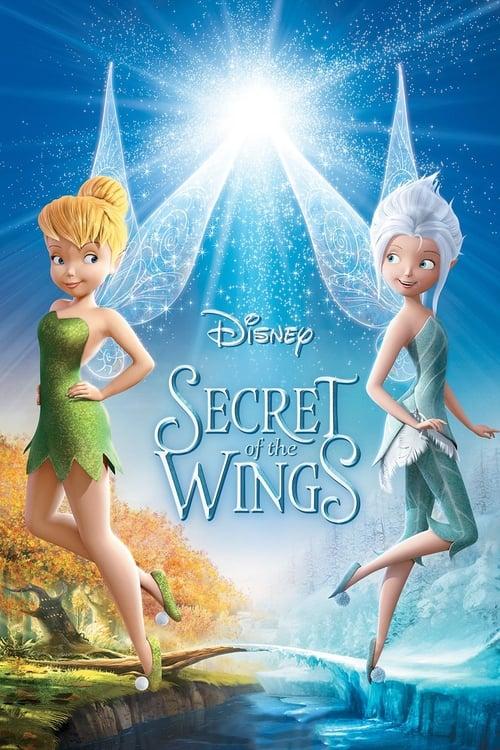 ดูหนังออนไลน์ฟรี Tinker Bell 4 and the Secret of the Wings (2012) ทิงเกอร์เบลล์ ความลับของปีกนางฟ้า
