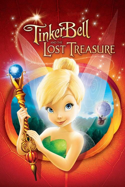 ดูหนังออนไลน์ฟรี Tinker Bell and the Lost Treasure (2009) ทิงเกอร์เบลล์กับสมบัติที่สูญหาย