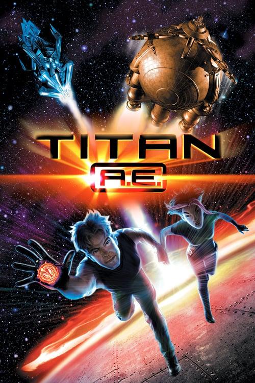 ดูหนังออนไลน์ฟรี Titan A.E. (2000) ไทตั้น เอ.อี. ศึกกู้จักรวาล