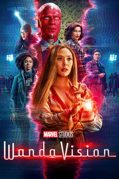 ดูหนังออนไลน์ฟรี WandaVision (2021) ซีซั่น 1 ตอนที่ 1-9 จบ