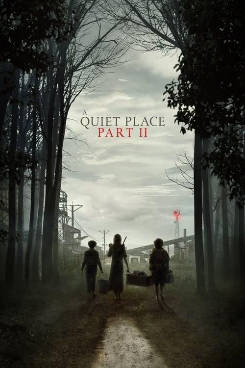 ดูหนังออนไลน์ฟรี A Quiet Place Part 2 (2020) ดินแดนไร้เสียง 2