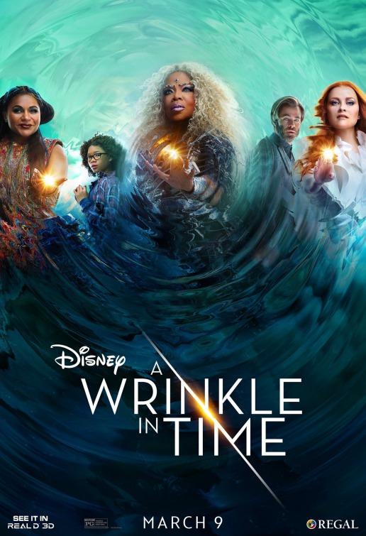 ดูหนังออนไลน์ฟรี A Wrinkle in Time (2018) ย่นเวลาทะลุมิติ