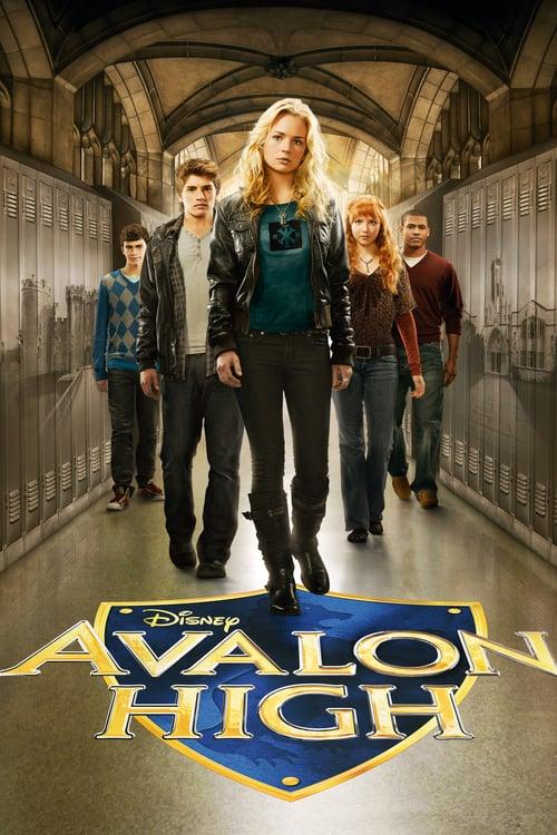 ดูหนังออนไลน์ฟรี Avalon High (2010)