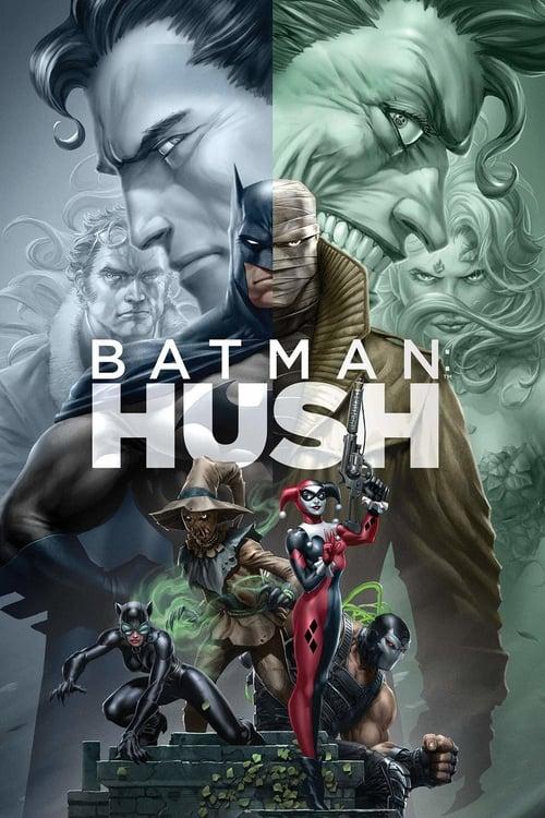ดูหนังออนไลน์ฟรี Batman Hush (2019)