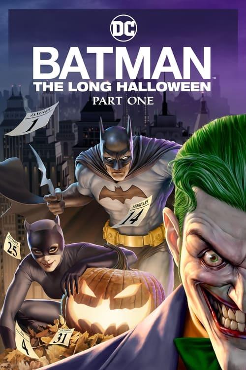 ดูหนังออนไลน์ฟรี Batman The Long Halloween Part One (2021)