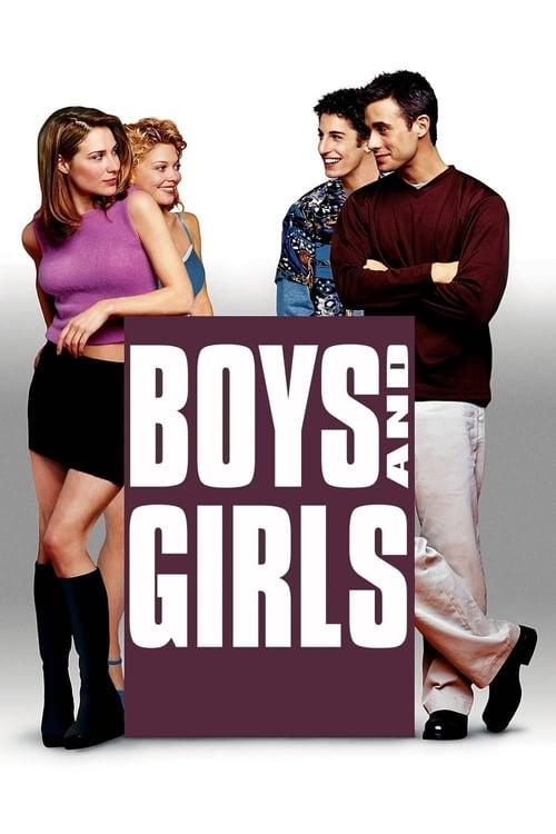 ดูหนังออนไลน์ฟรี Boys and Girls (2000) เจอแล้วต้องเจ๋อ แน่เลยเธอกับฉัน