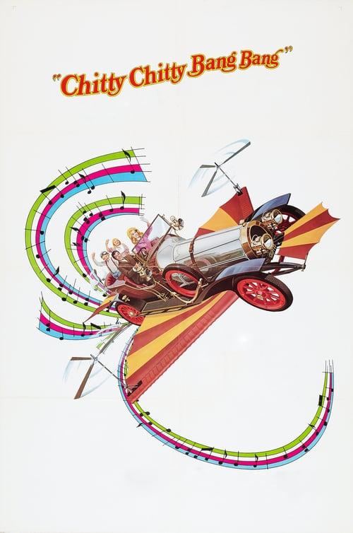 ดูหนังออนไลน์ฟรี Chitty Chitty Bang Bang (1968) ชิตตี้ ชิตตี้ แบง แบง รถมหัศจรรย์