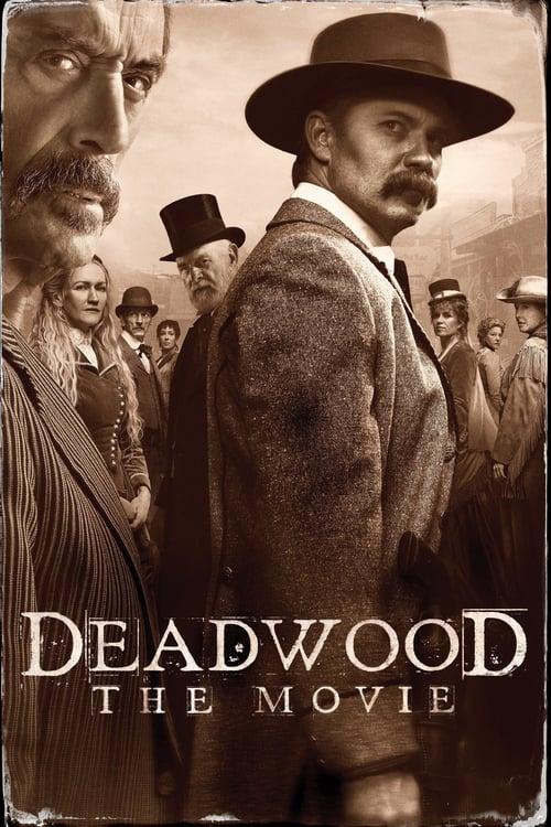 ดูหนังออนไลน์ฟรี Deadwood The Movie (2019) เดดวูด เดอะมูฟวี่