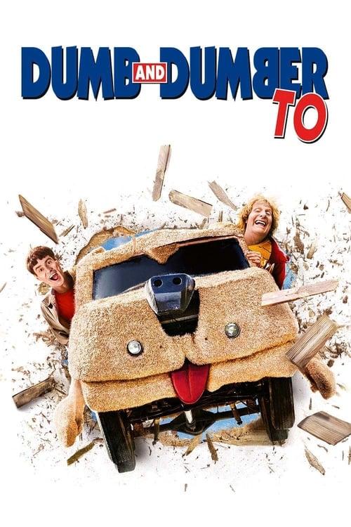 ดูหนังออนไลน์ฟรี Dumb And Dumber To (2014) ใครว่าเราแกล้งโง่วะ