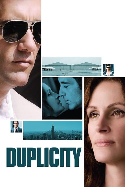 ดูหนังออนไลน์ฟรี Duplicity (2009) สายลับคู่พิฆาต หักเหลี่ยมจารกรรม