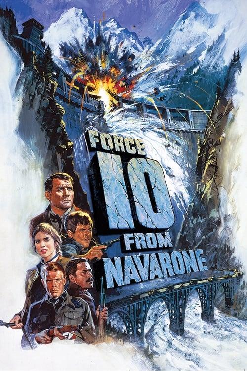ดูหนังออนไลน์ฟรี Force 10 from Navarone (1978) เดนตายนาวาโรน