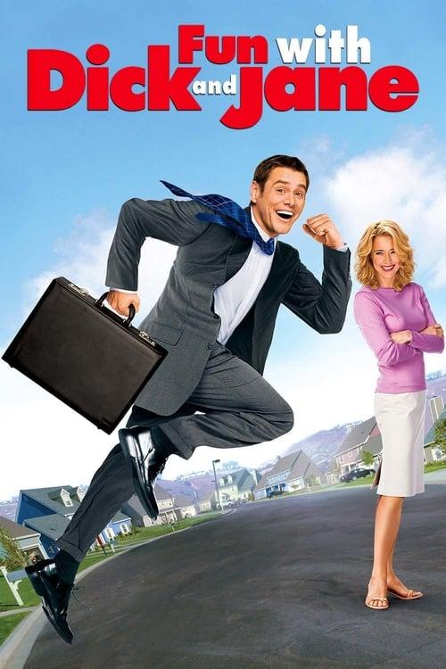 ดูหนังออนไลน์ฟรี Fun with Dick and Jane (2005) โดนอย่างนี้ พี่ขอปล้น