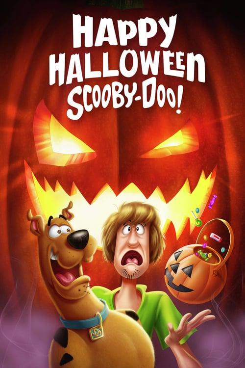 ดูหนังออนไลน์ฟรี Happy Halloween Scooby-Doo (2020)