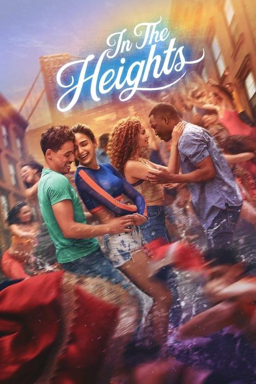 ดูหนังออนไลน์ฟรี In the Heights (2021) จุดประกายไฟแห่งฝัน