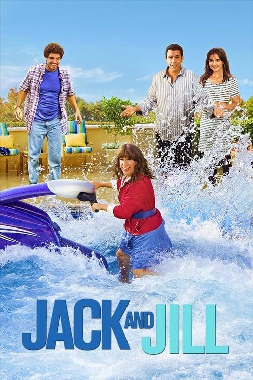 ดูหนังออนไลน์ฟรี Jack and Jill (2011) แจ็ค แอนด์ จิลล์