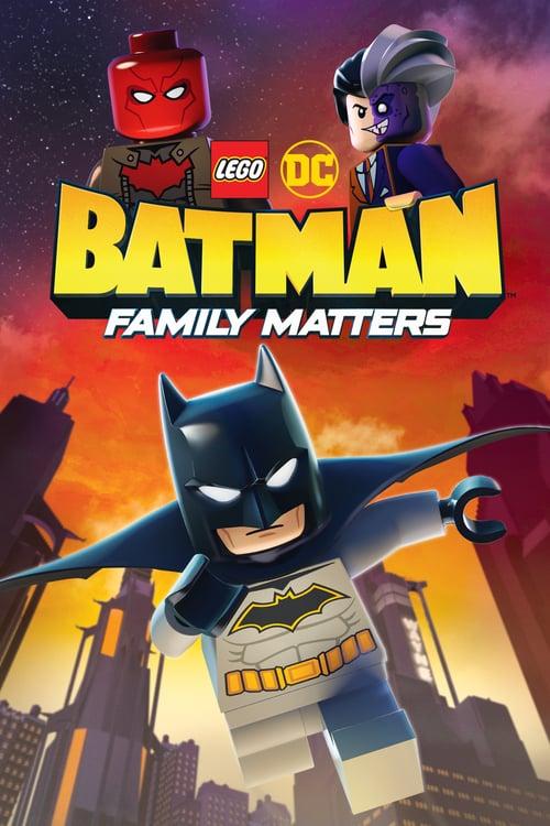 ดูหนังออนไลน์ฟรี LEGO DC Batman Family Matters (2019)