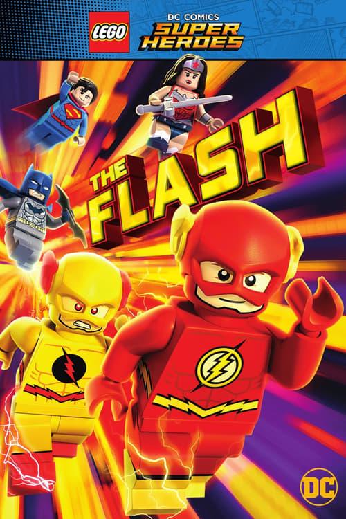 ดูหนังออนไลน์ฟรี Lego DC Comics Super Heroes The Flash (2018) เลโก้ ดีซี เดอะแฟลช