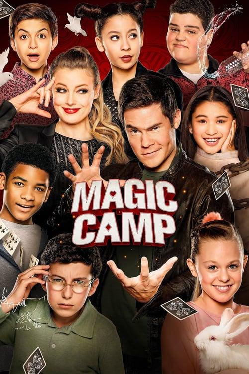 ดูหนังออนไลน์ฟรี Magic Camp (2020)