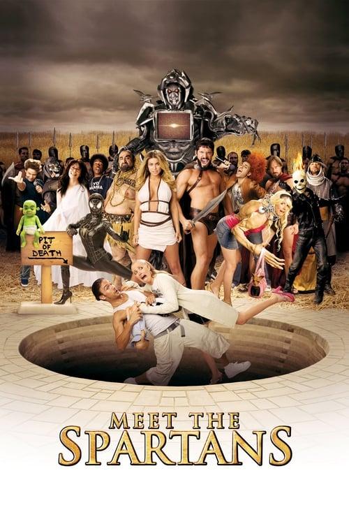 ดูหนังออนไลน์ฟรี Meet the Spartans (2008) ขุนศึกพิศดารสะท้านโลก