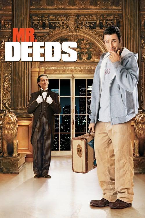 ดูหนังออนไลน์ฟรี Mr. Deeds (2002) นายดี๊ดส์ เศรษฐีใหม่หัวใจนอกนา