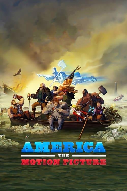 ดูหนังออนไลน์ฟรี [NETFLIX] America The Motion Picture (2021) อเมริกา เดอะ โมชั่น พิคเจอร์