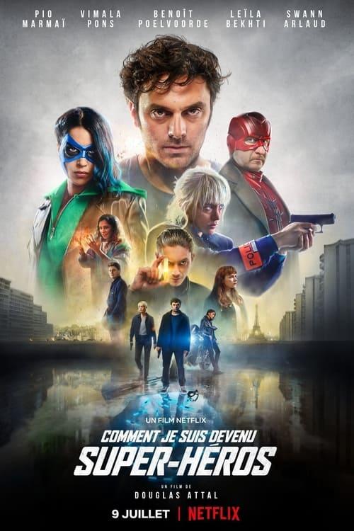 ดูหนังออนไลน์ฟรี [NETFLIX] How I Became a Superhero (2021) ปริศนาพลังฮีโร่