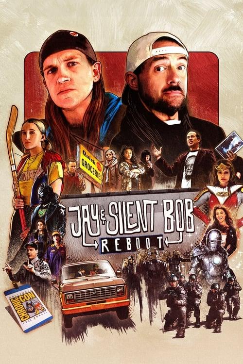 ดูหนังออนไลน์ฟรี [NETFLIX] Jay and Silent Bob Reboot (2019) เจย์กับบ็อบ