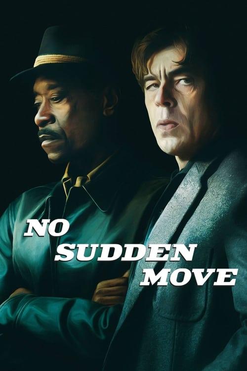 ดูหนังออนไลน์ฟรี No Sudden Move (2021)