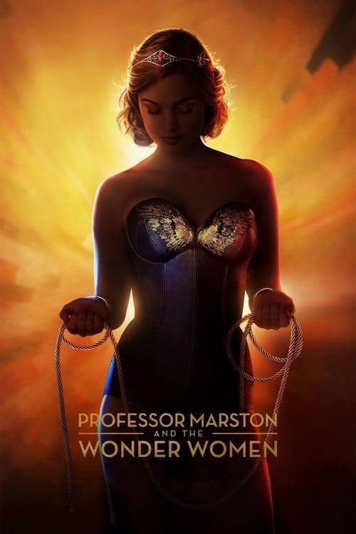 ดูหนังออนไลน์ฟรี Professor Marston and the Wonder Women (2017) กำเนิดวันเดอร์วูแมน