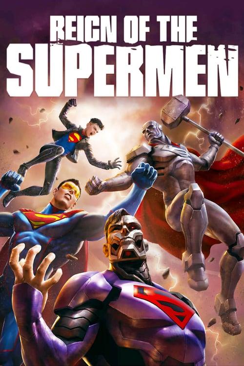 ดูหนังออนไลน์ฟรี Reign of the Supermen (2019)