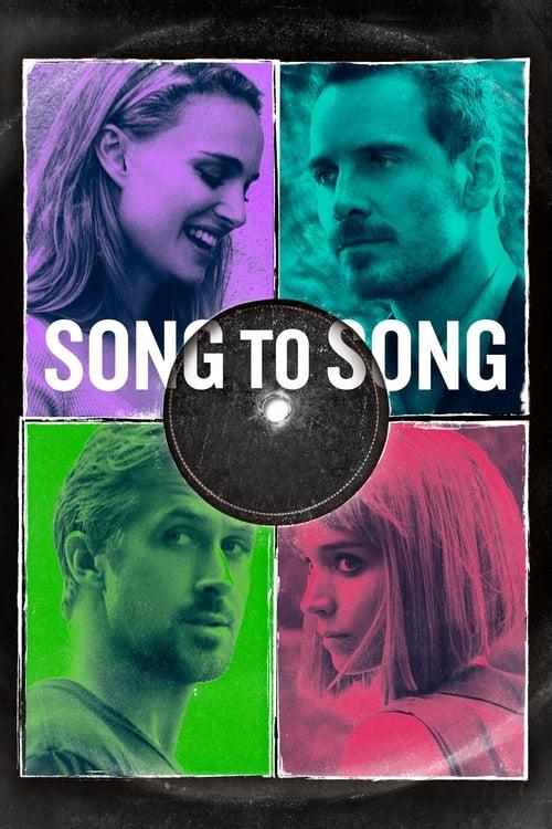 ดูหนังออนไลน์ฟรี Song to Song (2017)