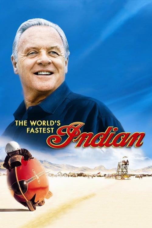 ดูหนังออนไลน์ฟรี THE WORLD S FASTEST INDIAN (2005) บิดสุดใจ แรงเกินฝัน