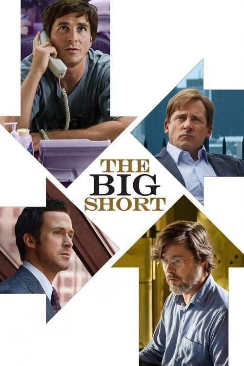 ดูหนังออนไลน์ฟรี The Big Short (2015) เกมฉวยโอกาสรวย