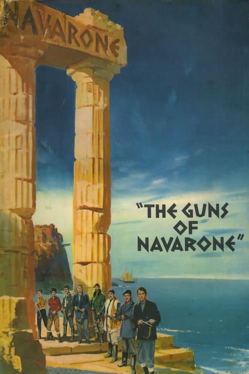 ดูหนังออนไลน์ฟรี The Guns of Navarone (1961) ป้อมปืนนาวาโรน