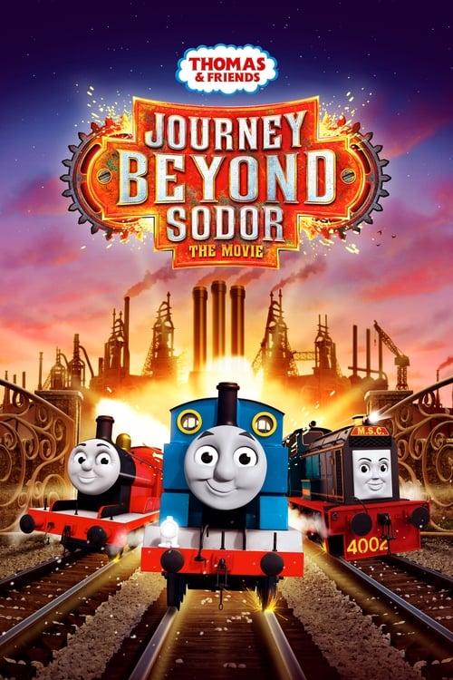 ดูหนังออนไลน์ฟรี Thomas and Friends Journey Beyond Sodor (2017)