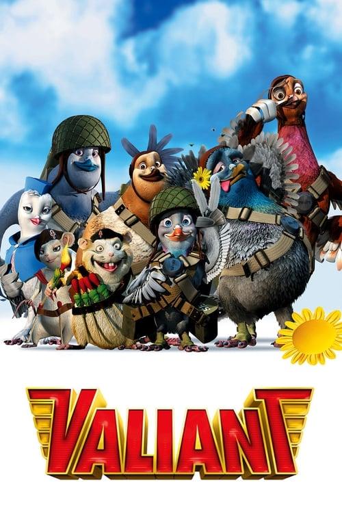 ดูหนังออนไลน์ฟรี VALIANT (2005)