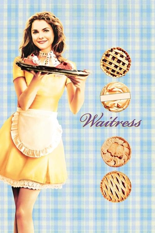 ดูหนังออนไลน์ฟรี Waitress (2007) รักแท้ไม่ใช่ขนมหวาน