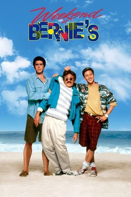 ดูหนังออนไลน์ฟรี Weekend at Bernie s (1989)