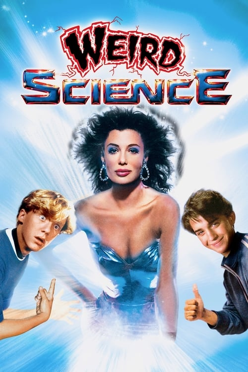 ดูหนังออนไลน์ฟรี Weird Science (1985)