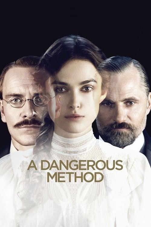 ดูหนังออนไลน์ฟรี A Dangerous Method (2011) หิวรัก…ซ่อนลึกลึก