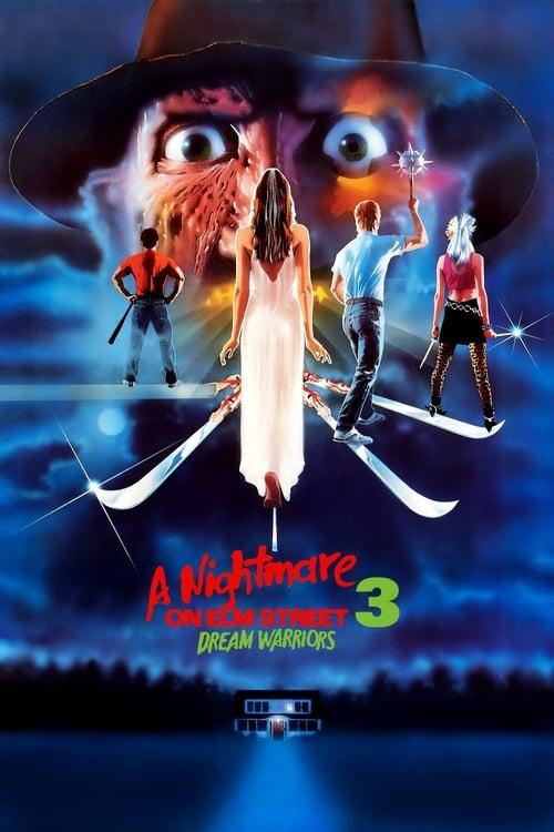 ดูหนังออนไลน์ฟรี A Nightmare On Elm Street 3 Dream Warriors (1987) นิ้วขเมือบ ภาค 3