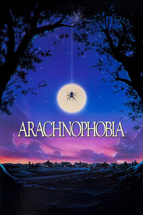 ดูหนังออนไลน์ฟรี ARACHNOPHOBIA (1990) อะรัคโนโฟเบีย ใยสยอง 8 ขา