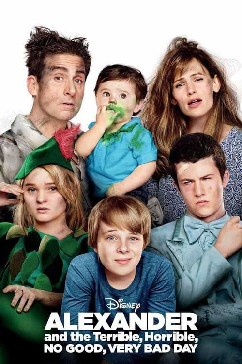 ดูหนังออนไลน์ฟรี Alexander and the Terrible Horrible No Good Very Bad Day (2014) อเล็กซานเดอร์กับวันมหาซวยห่วยสุดๆ