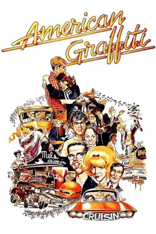 ดูหนังออนไลน์ฟรี American Graffiti (1973)