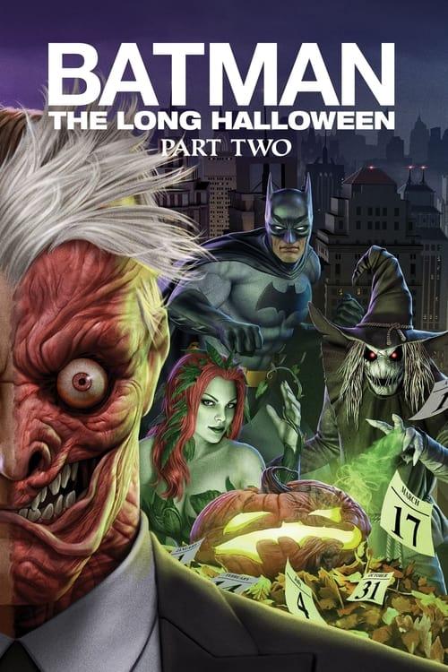ดูหนังออนไลน์ Batman The Long Halloween Part Two (2021)