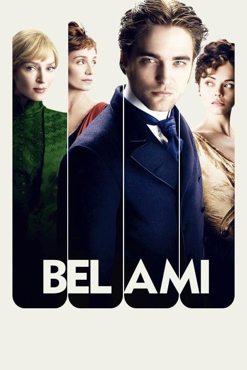 ดูหนังออนไลน์ฟรี Bel Ami (2012) เบลอามี่ ผู้ชายไม่ขายรัก