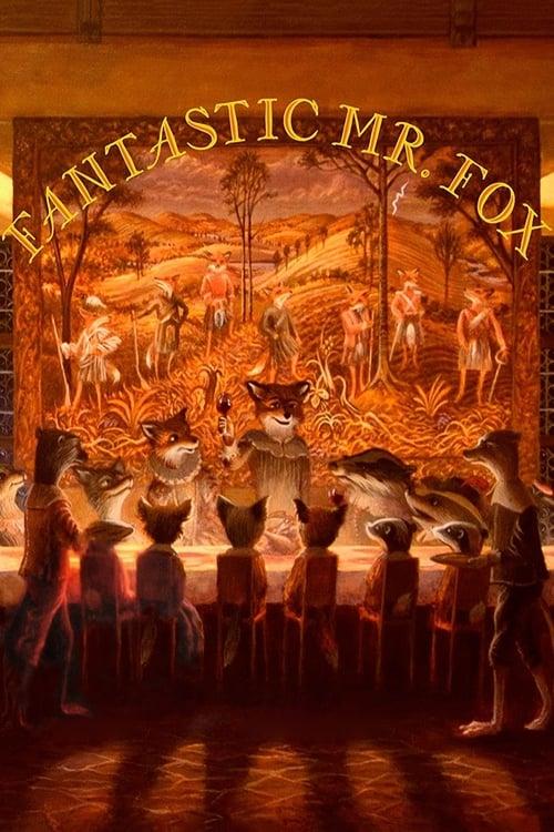 ดูหนังออนไลน์ฟรี Fantastic Mr. Fox (2009) คุณจิ้งจอกจอมแสบ