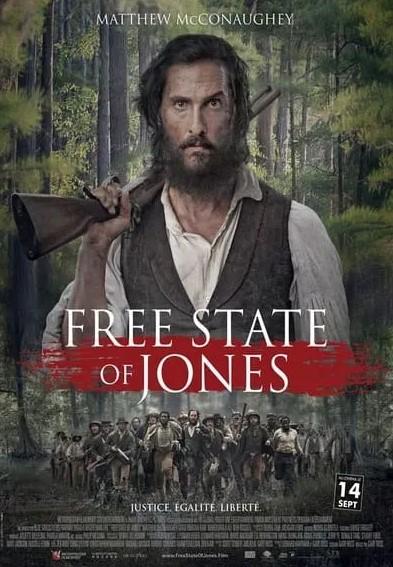 ดูหนังออนไลน์ฟรี Free State of Jones (2016) จอมคนล้างแผ่นดิน